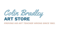 Colin Bradley Art Store voucher codes